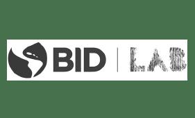 Logo de BID LAB