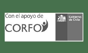 Logo de CORFO