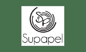 Logo de Supapel