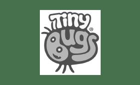 Logo de Tiny Bugs