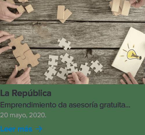 Artículo de Licitaciones Inteligentes en La República