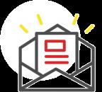 Correos con contenido de Licitaciones Inteligentes
